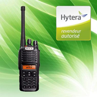 Hytera Analogue - Jalec Communication